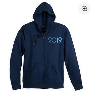 NWT 2019 Disney hoodie sweatshirt